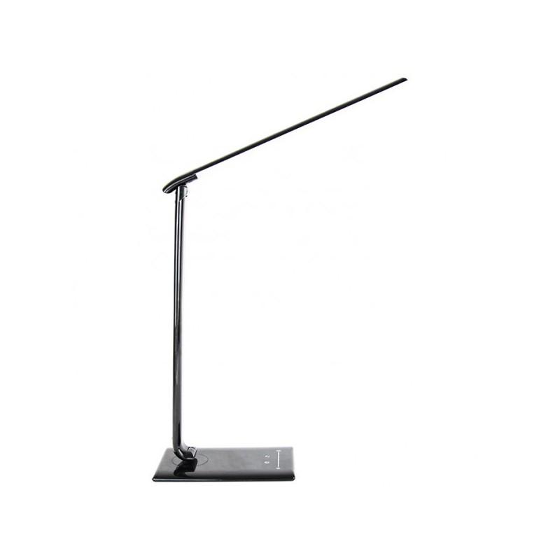Lampe design noire pour malvoyant