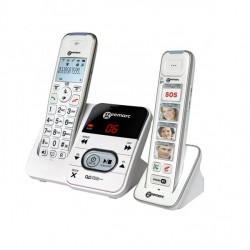 téléphone duo grosses touches