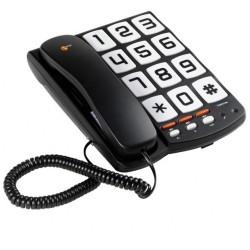 Téléphone grosses touches TOPCOM Sologic T101