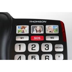 téléphone à grosses touches pour malvoyant