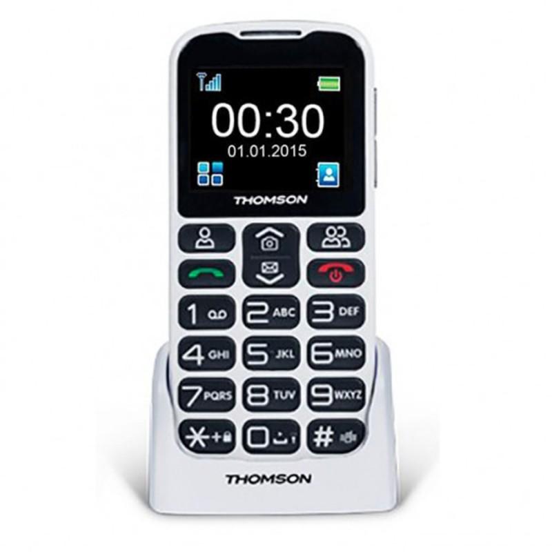 téléphone mobile pour seniors sos