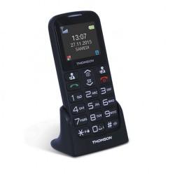 téléphone avec touche d'appel d'urgence