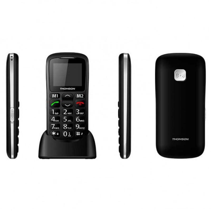 téléphone mobile seniors touche sos