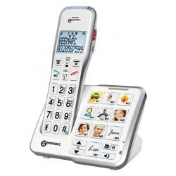 téléphone sans fil amplidect 595