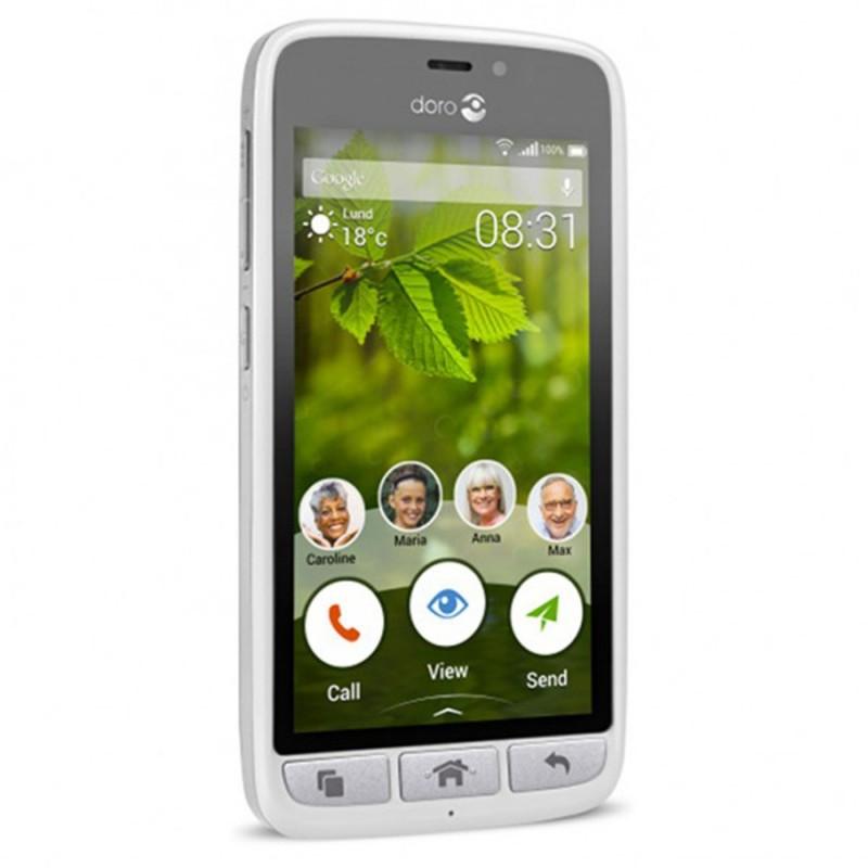 smartphone seniors doro 8031