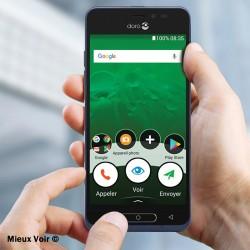 smartphone seniors doro 8035