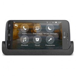 smartphone simplifié seniors