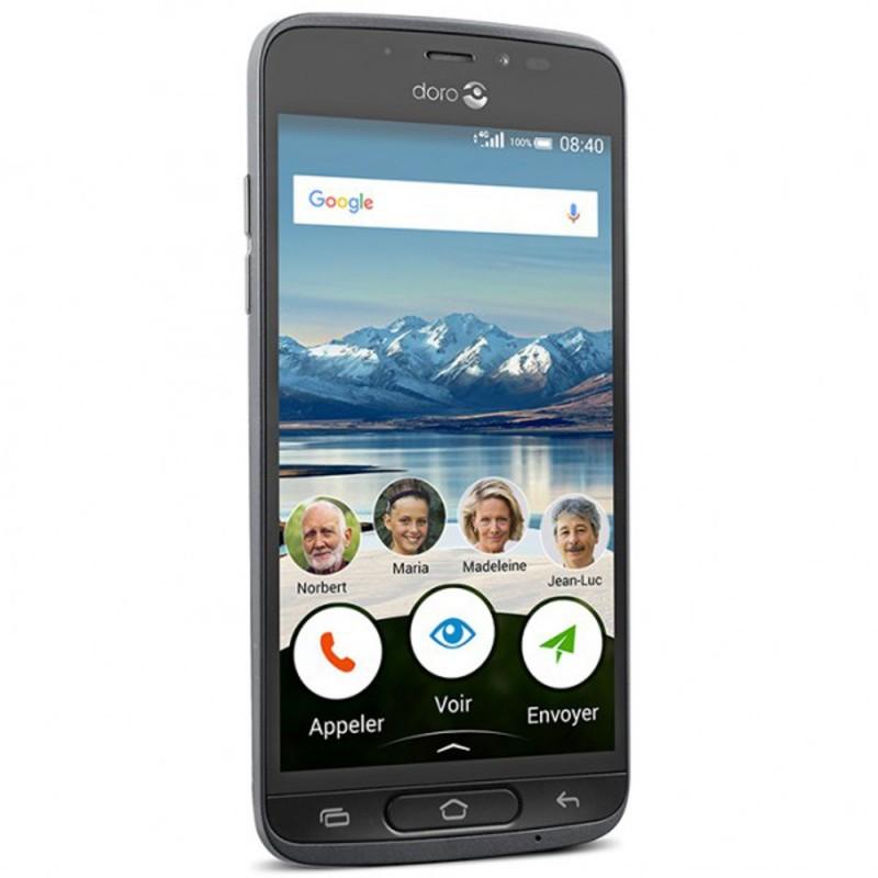 smartphone pour personne agée