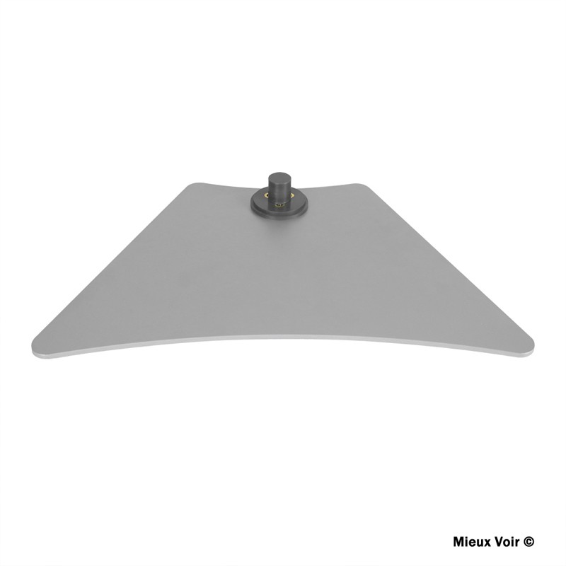 Socle acier pour le support MODULIS V4 (ZOOMAX 7 HD)