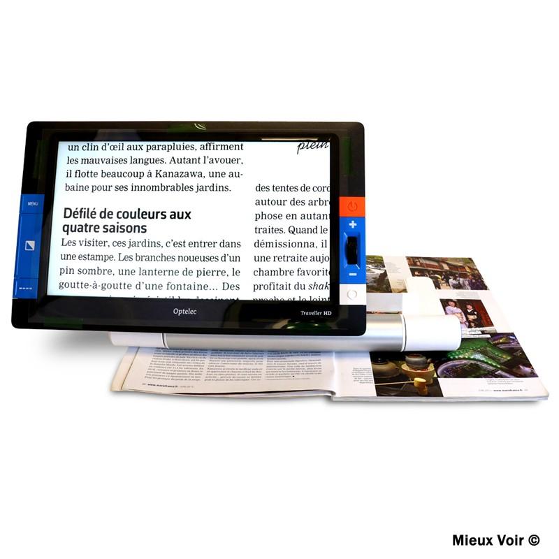 """Loupe électronique TRAVELLER HD 13.3"""""""
