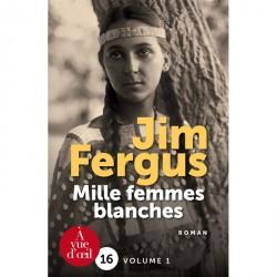 Livre en gros caractères -  Mille femmes blanches