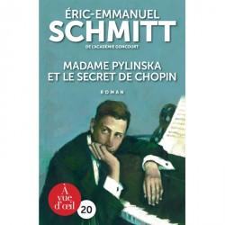 Livre en gros caractères - Madame Pylinska et le secret de Chopin