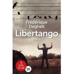 Livre en gros caractères - Libertango