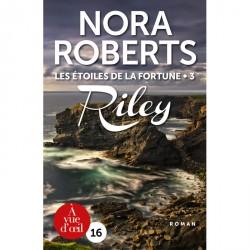Livre en gros caractères - Les Étoiles de la Fortune 3 – Riley