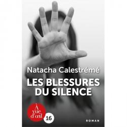 Livre en gros caractères - Les Blessures du silence