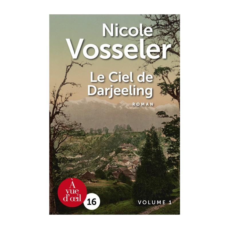 Livre en gros caractères - Le Ciel de Darjeeling – 2 volumes