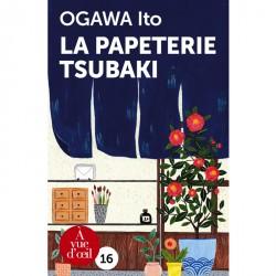 Livre en gros caractères - La Papeterie Tsubaki