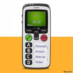 telephone portable simplifié doro 580
