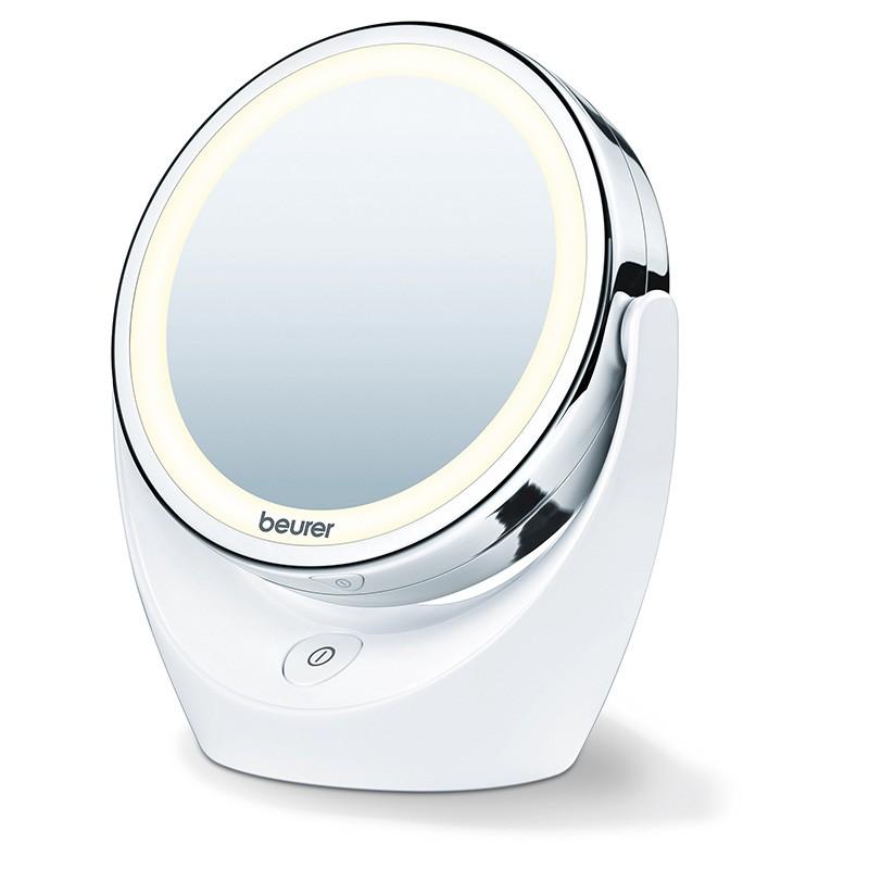 Miroir grossissant éclairant BS 49 BEURER