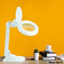 Lampe loupe de table Daylight