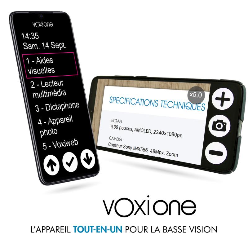 VoxiOne - Un smartphone Tout-en-Un