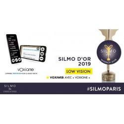 VoxiOne - Prix Silmo d'Or, catégorie basse-vision