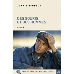 Des souris et des hommes -John Steinbeck