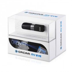 Orcam MyEyePro -Caméra pour non voyants -package