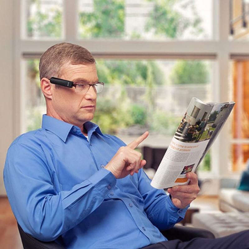 Orcam Read -Caméra trouble de la lecture