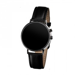 Montre parlante DianaTalks Prime Touch Black