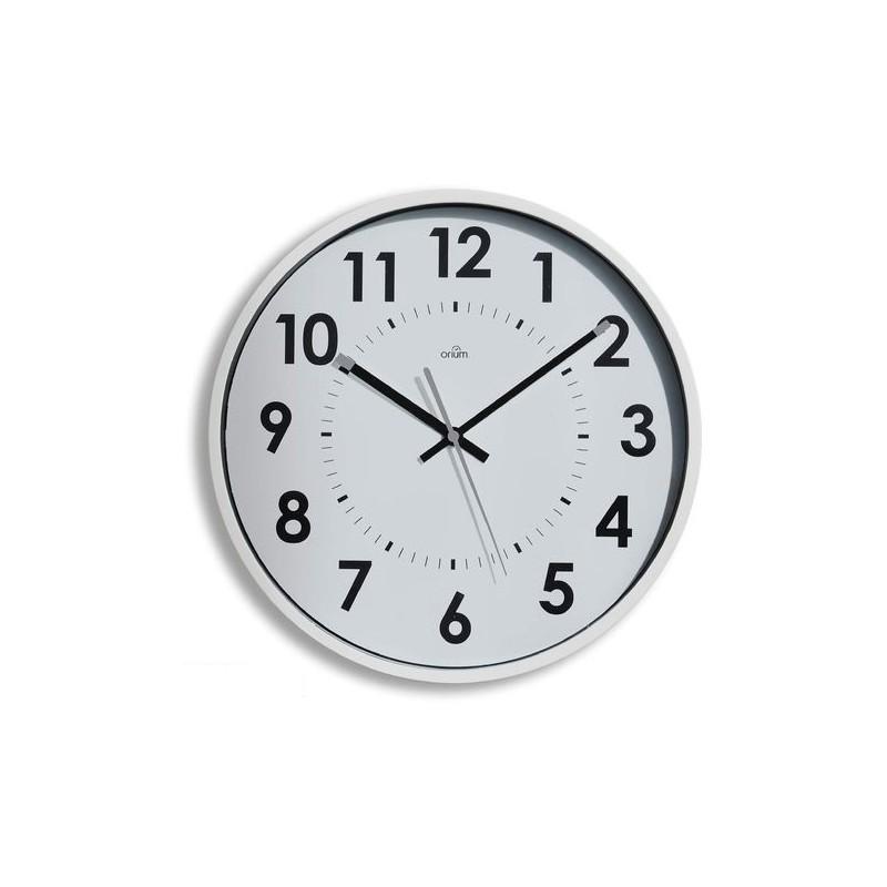 Horloge mural à gros chiffres Abylis