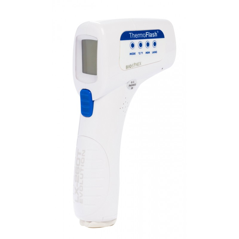thermomètre parlant pour aveugle