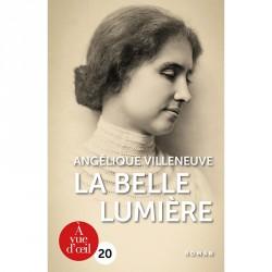 Livre en gros caractères - La belle lumière