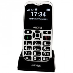 Kapsys MiniVision 2, téléphone portable pour malvoyants