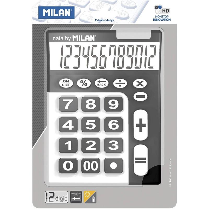 Calculatrice MILAN grandes touches