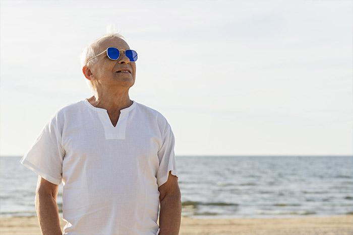 Comment bien protéger ses yeux du soleil toute l'année?