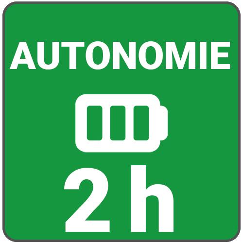 autonomie 2h