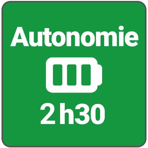 autonomie 2h30