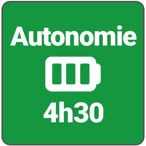 autonomie 4h30