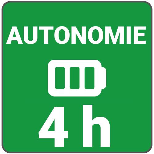 autonomie 4h