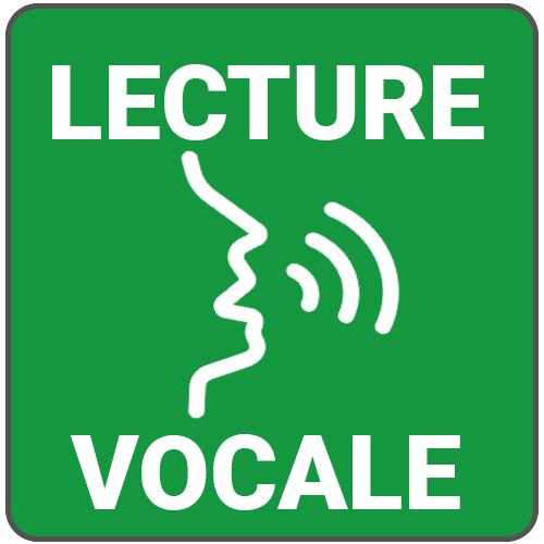 lecture vocale