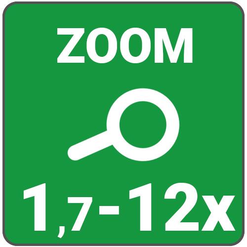 zomm 1,7 a 12x